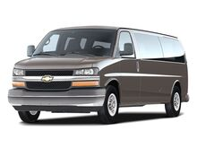 2008_Chevrolet_Express_LS 3500 Extended_ Laredo TX