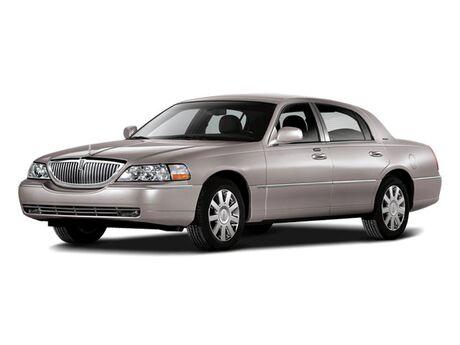 2008 Lincoln Town Car Executive Limo Laredo TX