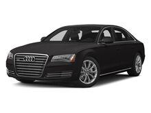 2013_Audi_A8_L 3.0T_ Philadelphia PA