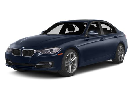 2013 BMW 3-Series 335i Sedan Laredo TX