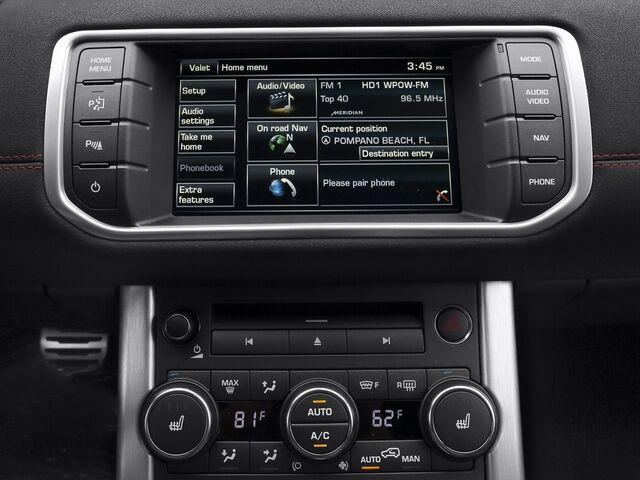 2014 Land Rover Range Rover Evoque Pure Plus 5-Door Laredo TX