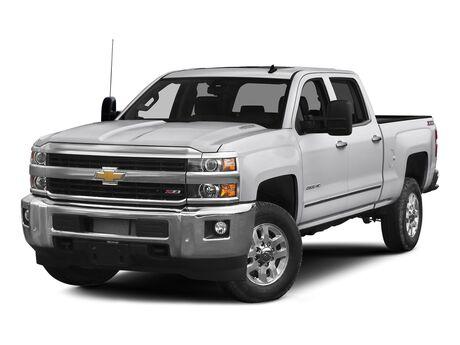 2015 Chevrolet Silverado 2500HD Work Truck Crew Cab Long Box 4WD Laredo TX