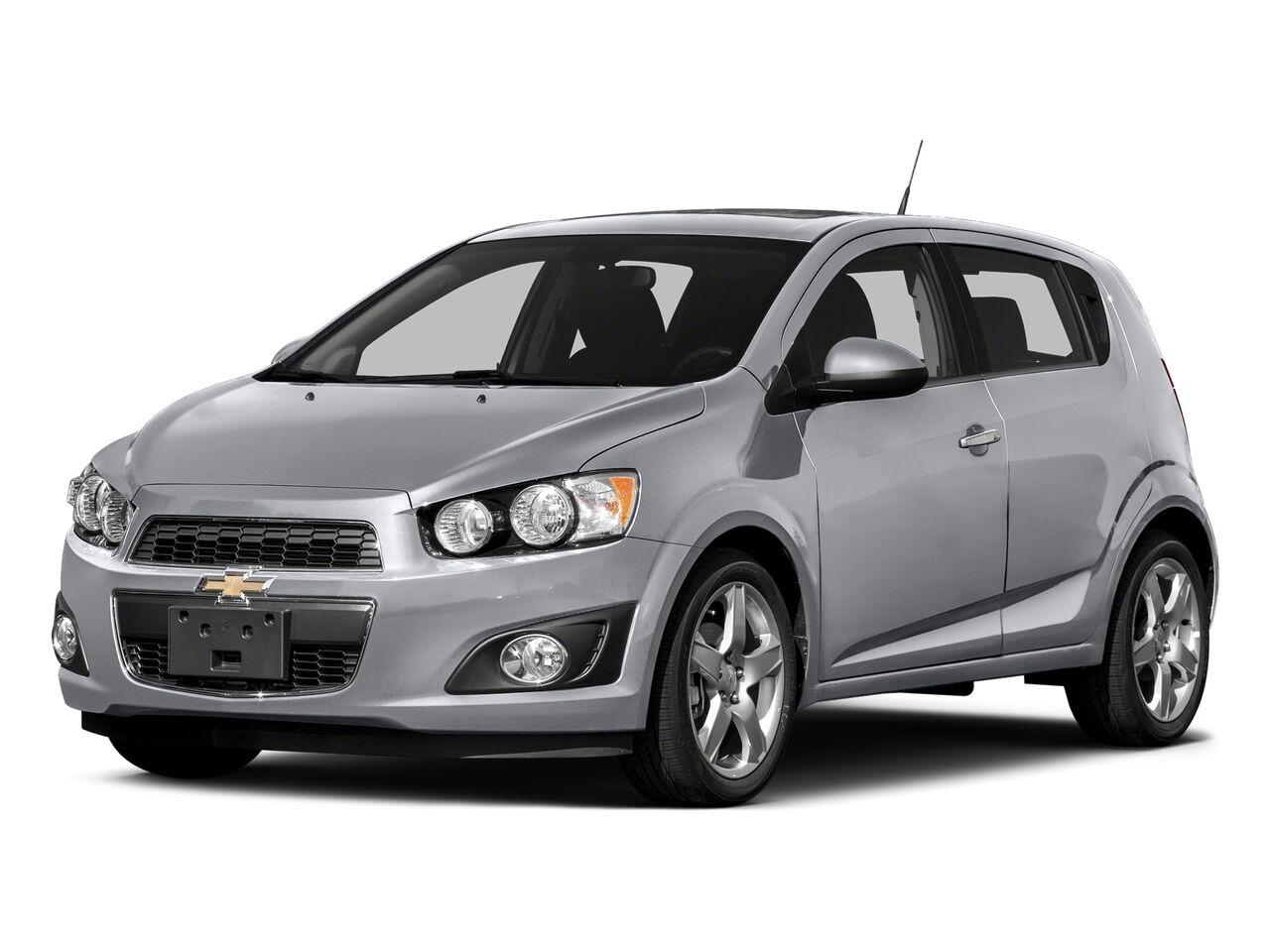 Used Chevrolet Sonic Salinas Ca