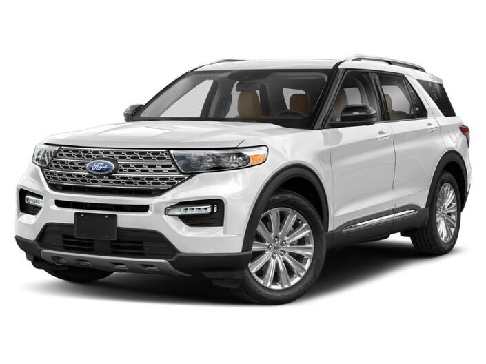 2021 Ford Explorer Limited Milwaukee WI