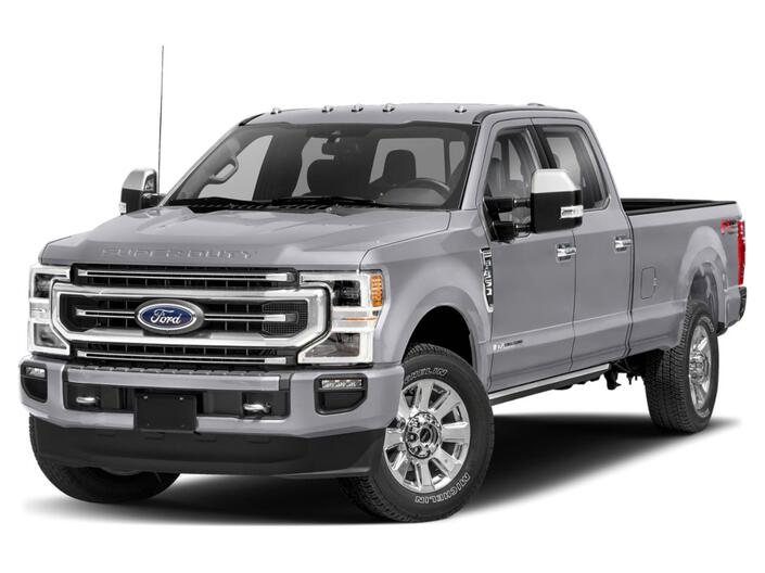 2021 Ford F-350SD Platinum Milwaukee WI