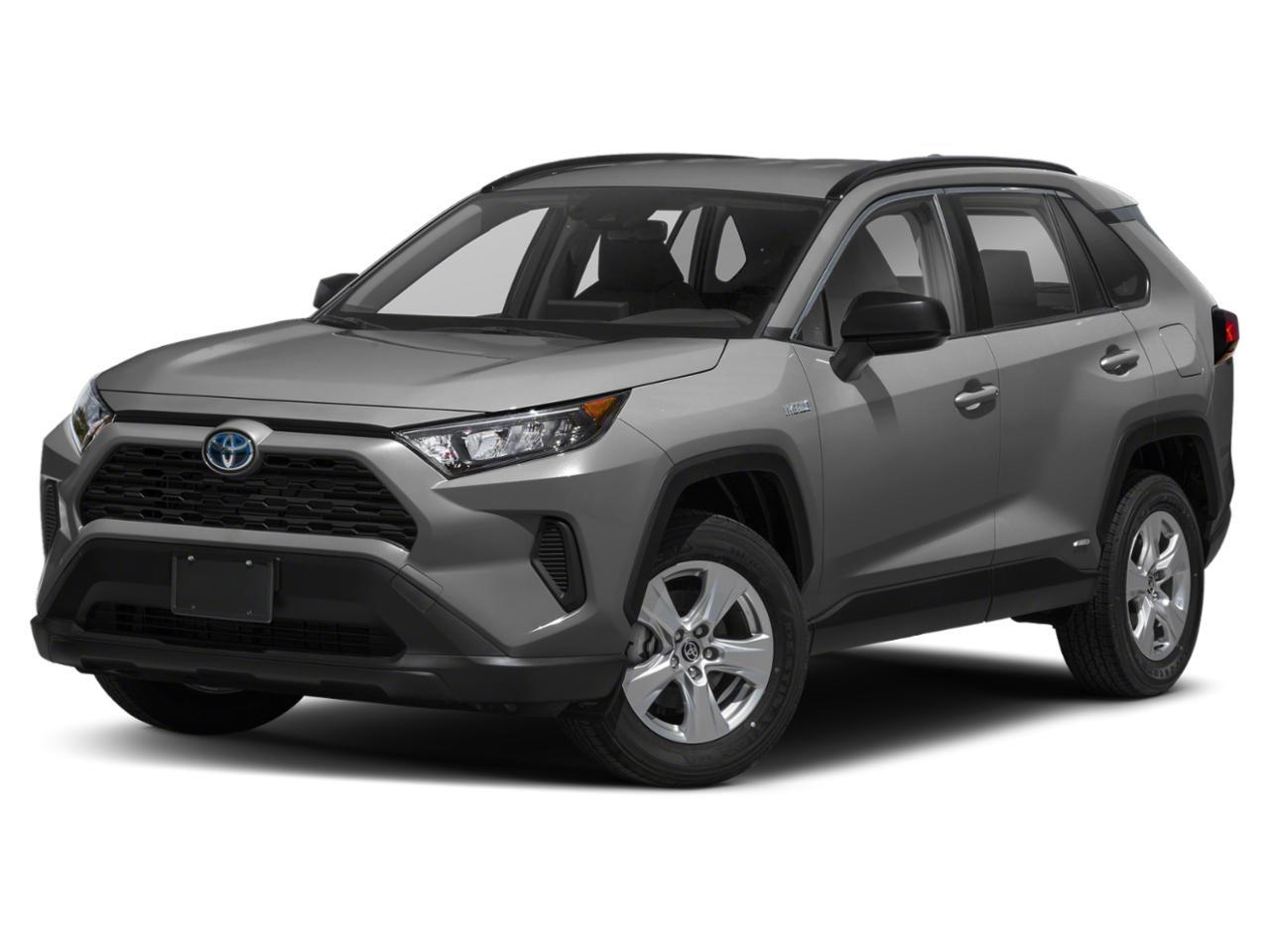 2021 Toyota RAV4 Hybrid LE Lexington MA