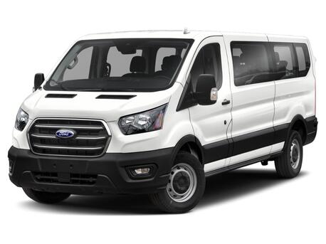 New Ford Transit Passenger Wagon in