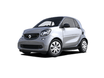 New Smart Fortwo at Rochester