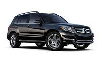 New Mercedes-Benz GLK-Class at Traverse City