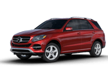 New Mercedes-Benz GLE-Class at Merriam