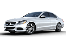 New Mercedes-Benz C-Class at Montgomery