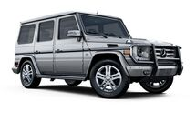 New Mercedes-Benz G-Class at Wilmington