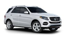 New Mercedes-Benz GLE at Bayside