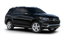 New Mercedes-Benz GLE-Class at North Haven