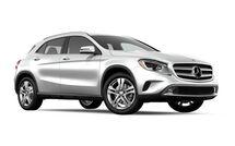 New Mercedes-Benz GLA-Class at North Haven