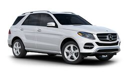 New Mercedes-Benz GLE at Kalamazoo