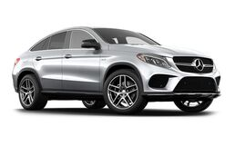 New Mercedes-Benz GLE at San Juan