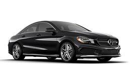 New Mercedes-Benz CLA at Billings