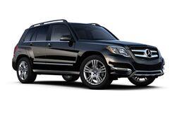 New Mercedes-Benz GLK-Class at Marion