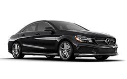 New Mercedes-Benz CLA-Class at Bowling Green