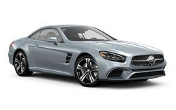 New Mercedes-Benz SL-Class at Seattle