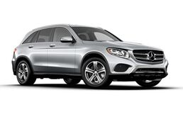 New Mercedes-Benz GLC-Class at Seattle