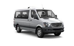 New Mercedes-Benz Sprinter Passenger Vans at Tiffin