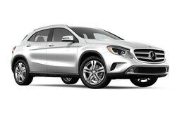 New Mercedes-Benz GLA-Class at Tiffin