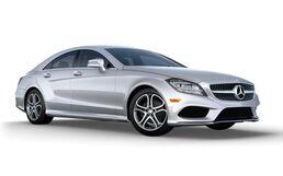 New Mercedes-Benz CLS-Class at Tiffin