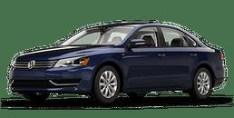 New Volkswagen Passat at Chicago