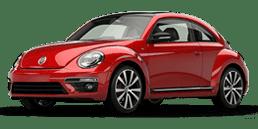 New Volkswagen Beetle at Evanston