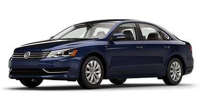 New Volkswagen Passat in Newark