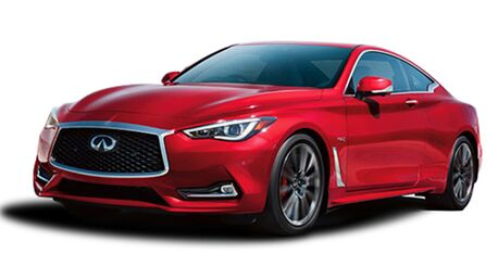 New Infiniti Q60 CPE in Summit