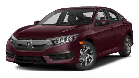 New Honda Civic Sedan in La Crosse