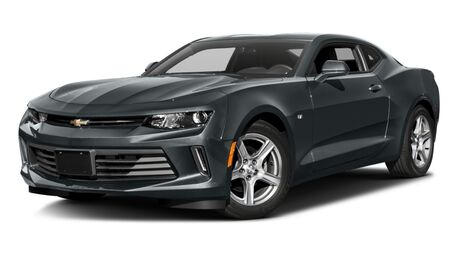 New Chevrolet Camaro in Steubenville & Wintersville