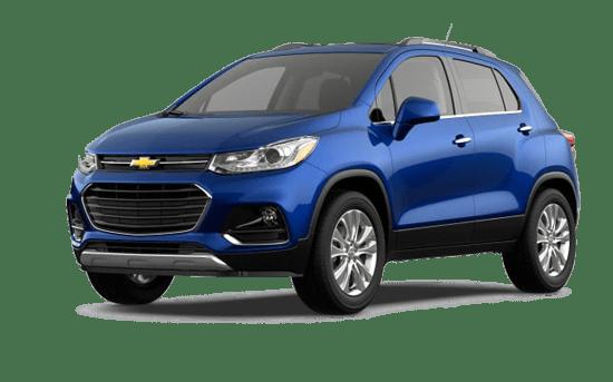 New Chevrolet Trax in Elgin