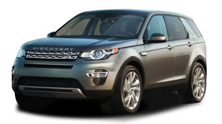 New Land Rover Discovery Sport in Pasadena
