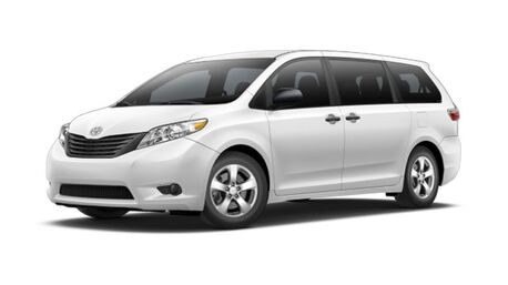 New Toyota Sienna in Reading