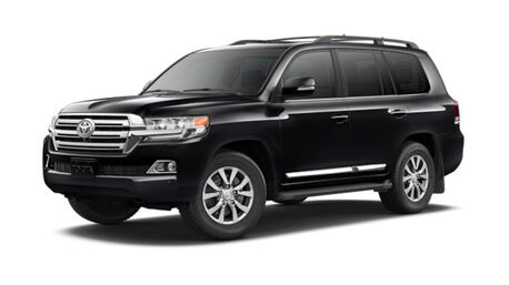 New Toyota Land Cruiser in Trinidad