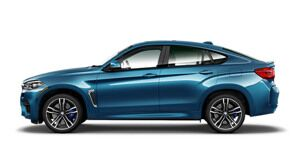 New BMW X6 M in Coconut Creek