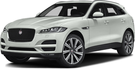 New Jaguar F-PACE in Clarksville