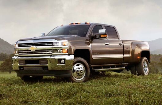 New Chevrolet Silverado 3500HD Built After Aug 14 in Green Bay