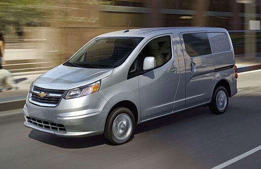 New Chevrolet City Express Cargo Van in Green Bay