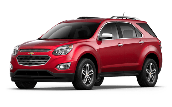New Chevrolet Equinox in Christiansburg