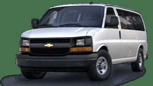 New Chevrolet Express Passenger in Mt. Sterling