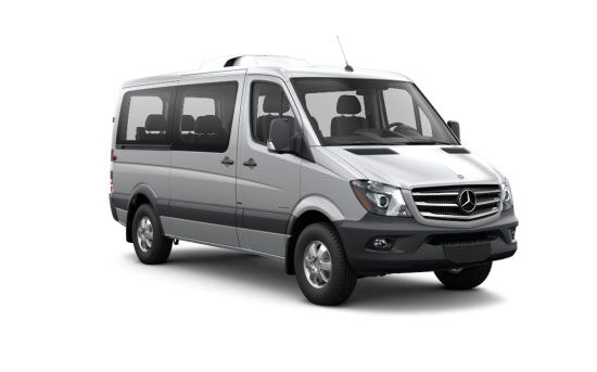 New Mercedes-Benz Sprinter Passenger Vans in San Juan