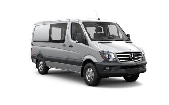 New Mercedes-Benz Sprinter Crew Vans in Sarasota