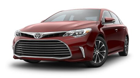New Toyota Avalon in Steubenville & Wintersville