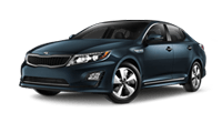 New Kia Optima Hybrid in Christiansburg