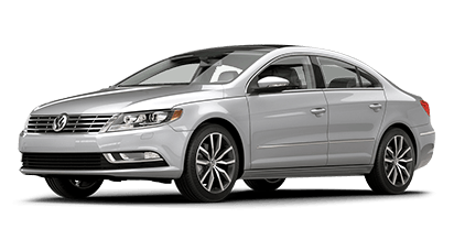 New Volkswagen CC in